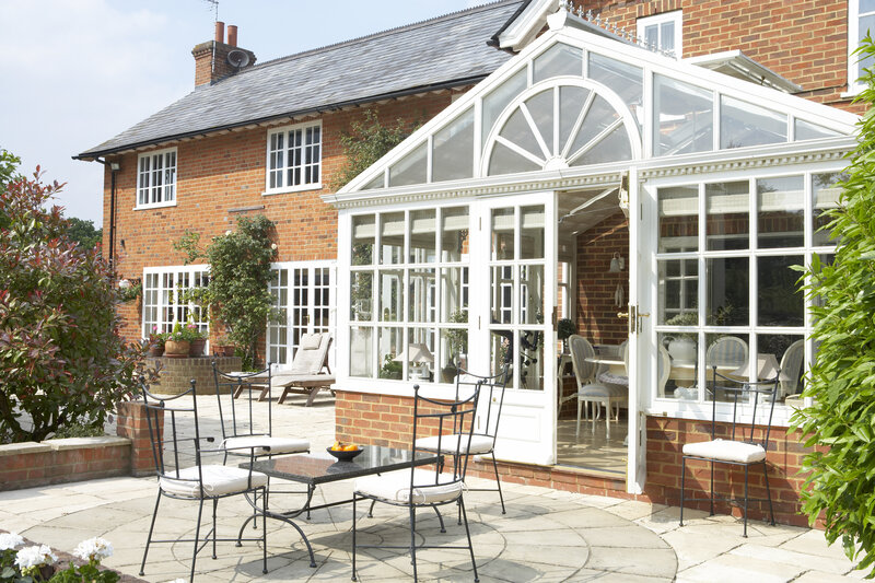 Average Cost of a Conservatory Swindon Wiltshire
