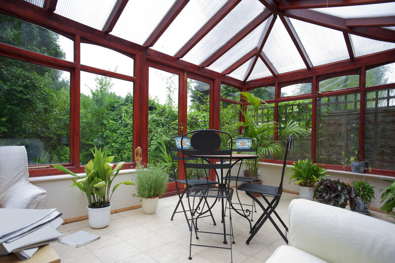Conservatory Roof Conversion in Swindon Wiltshire