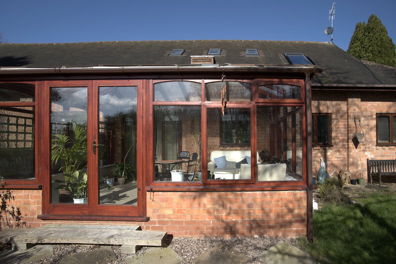 Solid Roof Conservatories in Swindon Wiltshire
